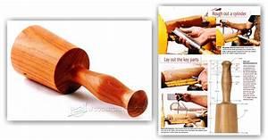Making Carvers Mallet • WoodArchivist