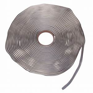 Fabral 1/4 in x 40 ft Butyl Rubber Sealant Tape-40BT