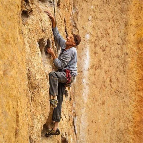 fred beckey climber   blister gear review