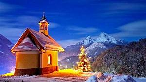 Christmas Scenery Backgrounds ·①
