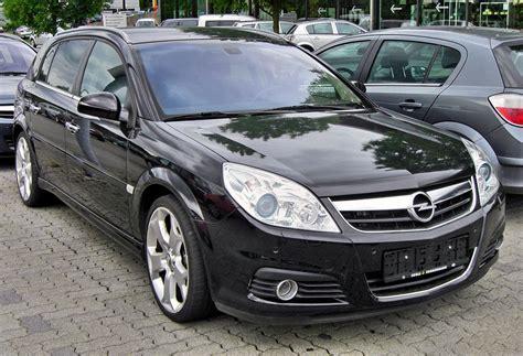 Opel Signum Wikipedia