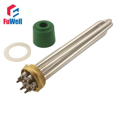 the copper pipe water heater stainless steel heater electric heating element