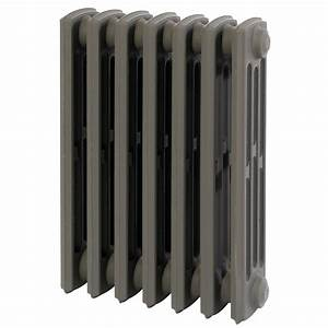 Radiateur Electrique Inertie Fonte : tradition radiateur fonte chauffage decor 01 48 34 20 20 ~ Voncanada.com Idées de Décoration