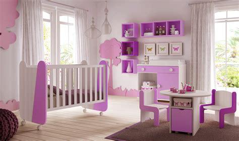 couverture pour canapé chambre de bébé fille avec lit design et colorée glicerio