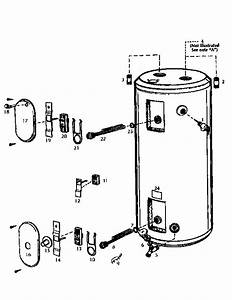Kenmore 153320630 Electric Water Heater Parts