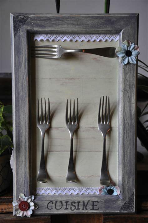 cadre cuisine accroche torchons d 233 coration du bontemps