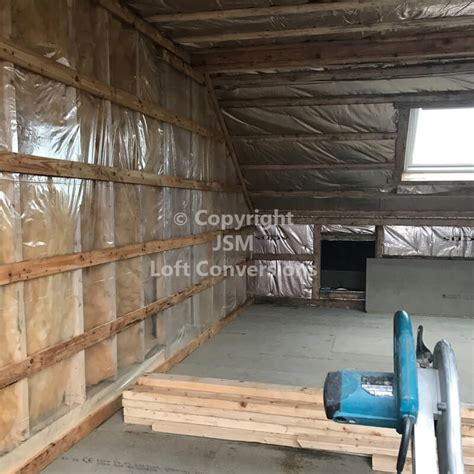 Hip Roof Attic Conversion by Hip To Gable Loft Conversion Manchester Jsm Loft Conversions