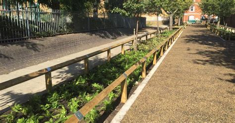 New Eco-friendly Drainage System For Fulham Street