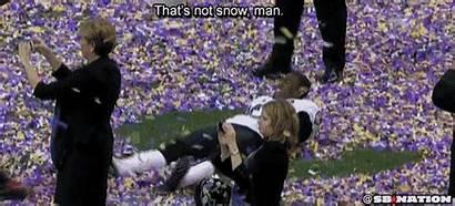 Confetti Ravens Bowl Super Snow Fun Having