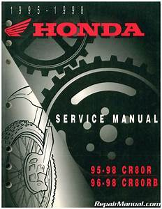 1996 Honda Cr80r Wiring Diagram