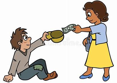 Clipart Charity Clip Liefdadigheid Money Naechstenliebe Help