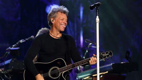 Bon Jovi Concert Date Rescheduled News
