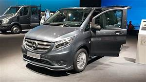 Mercedes Vito 2017 : mercedes benz vito 119 cdi 2017 in detail review walkaround interior exterior youtube ~ Medecine-chirurgie-esthetiques.com Avis de Voitures