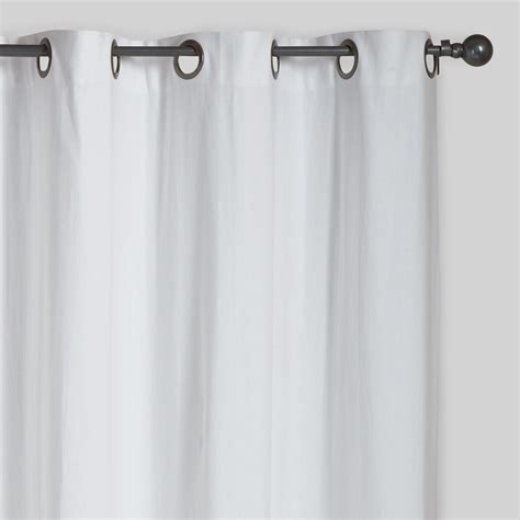 Grommet Curtains by Fresh Popcorn Solid Cotton Grommet Curtains Bossington