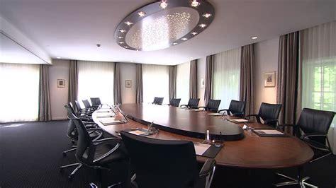 13612 business meeting table table business meeting switzerland hd stock