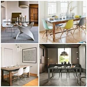 salle a manger moderne choisir les meubles salle a manger With salle À manger contemporaineavec meubles modernes salle À manger