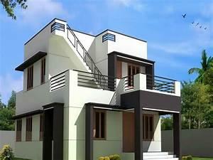 Simple Modern House - Design Decoration