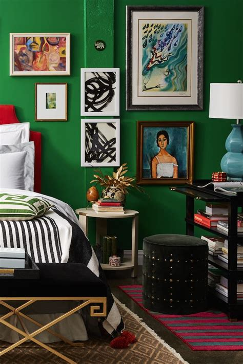best 25 green bedrooms ideas on emerald