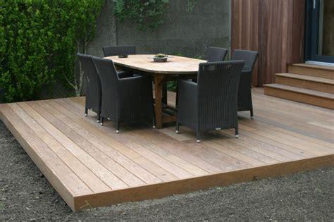 terrasse exterieure en bois terrasse ext 233 rieure en bois 224 mouscron terrasse en bois exotique ip 233 ou bankirai dans le nord