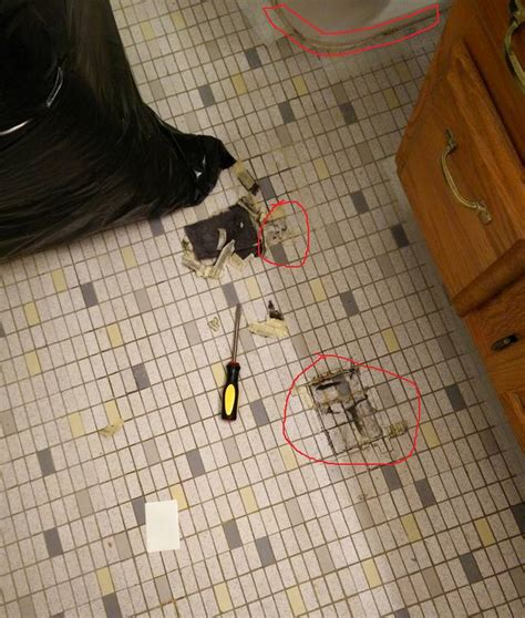 How To Repair Bathroom Floor Tile? (tiles, Kitchen, Colors