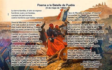 Poema a la Batalla de Puebla (5 de mayo de 1862)