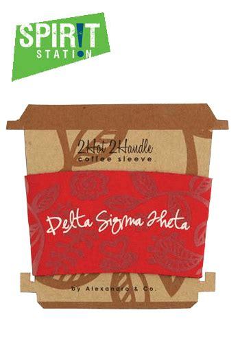 Последние твиты от staci aka coffee aka staks (@stakselrod). Delta Sigma Theta 2 Hot 2 Handle Coffee Sleeve | Coffee sleeve, Coffee cup sleeves, Alpha chi omega