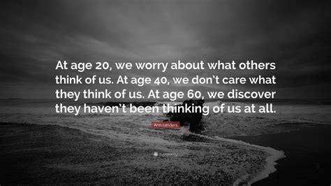 Ann Landers Quote: