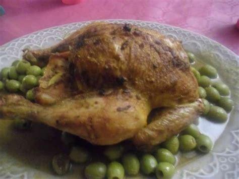 cuisine de hanane recettes de poulet rôti 28