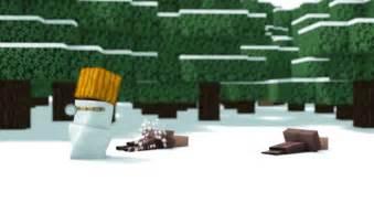 gif christmas gaming snowman animation minecraft villager minecraftgifs