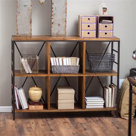 Cube Bookcase by Townsend 6 Cube Bookcase Bookcases At Hayneedle