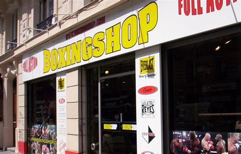 bureau de poste horaire punching gants de boxe mma boxing shop