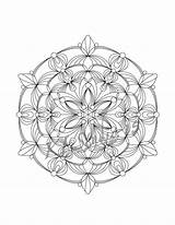 Coloring Mandala Pages Adult Designs Adults Crazy Sheets Bud Trippy Printable Relax Dot Painting Drawings Doodle Zentangle Colouring Patterns Instant sketch template