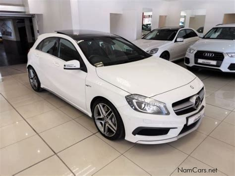 For more information or to book a test drive, please. Used Mercedes-Benz A45 AMG 4Matic 265Kw | 2015 A45 AMG 4Matic 265Kw for sale | Windhoek Mercedes ...