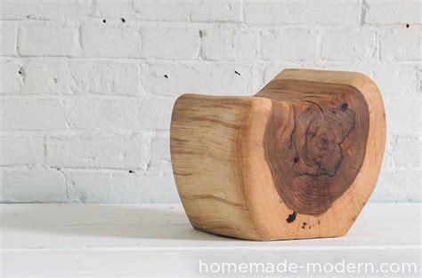 modern ep62 log chair