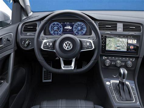 Interni Golf 5 Gti by A Bordo Della Nuova Volkswagen Golf 2017 Foto Panoramauto