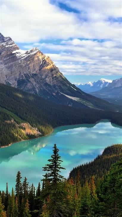 Banff National Canada Park Lake Herbert Wallpapers