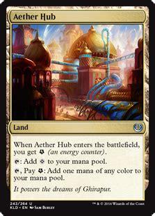 aether hub  kaladesh spoiler