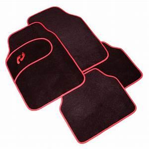 tapis auto original pas cher pied rouge tapis voiture amusant With tapis auto rouge