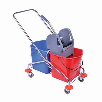 Bucket Mop Double Metal System Mopping Frame