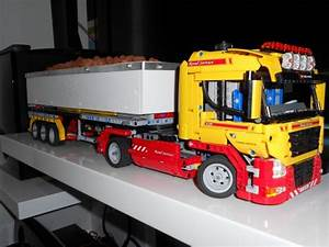 Lego Technic Camion : ensemble benne camion ma passion les lego technic ~ Nature-et-papiers.com Idées de Décoration