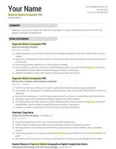 cardiovascular ultrasound tech resume cardiovascular technician cover letter
