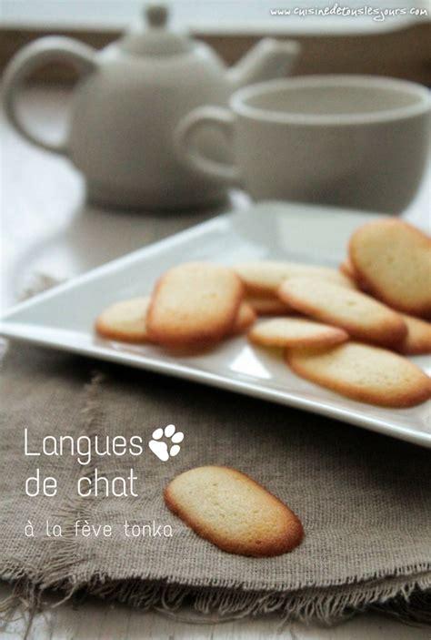 wishlist tr 232 s 171 chat 187 et recette de langues de chat cuisine de tous les jours