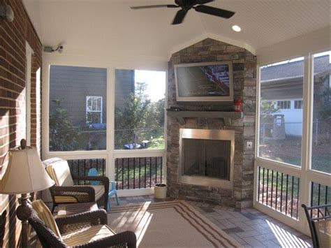 best 25 porch fireplace ideas on house styles
