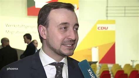 interview cdu generalsekretaer paul ziemiak