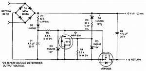 Offline Converter Circuit Diagram