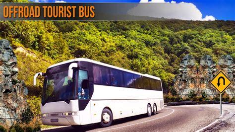 offroad tourist bus simulator apk   simulation game  android apkpurecom