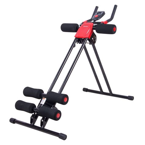 Stroje na posilování břišních svalů