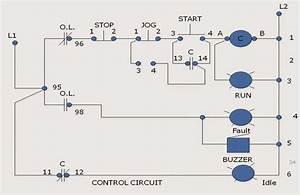 Jog Motor Control