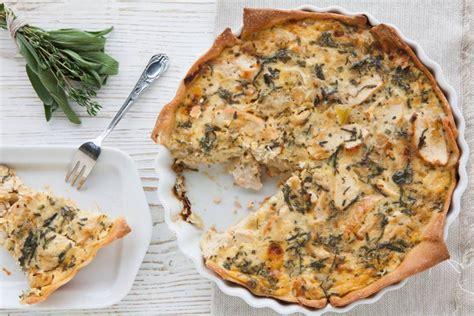 italiaanse taart met kip recept allerhande albert heijn