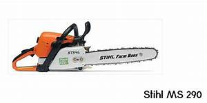 Stihl Ms 290  Ms 310  Ms 390 And Parts Workshop Service
